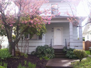 Opportunity knocks in this converted duplex