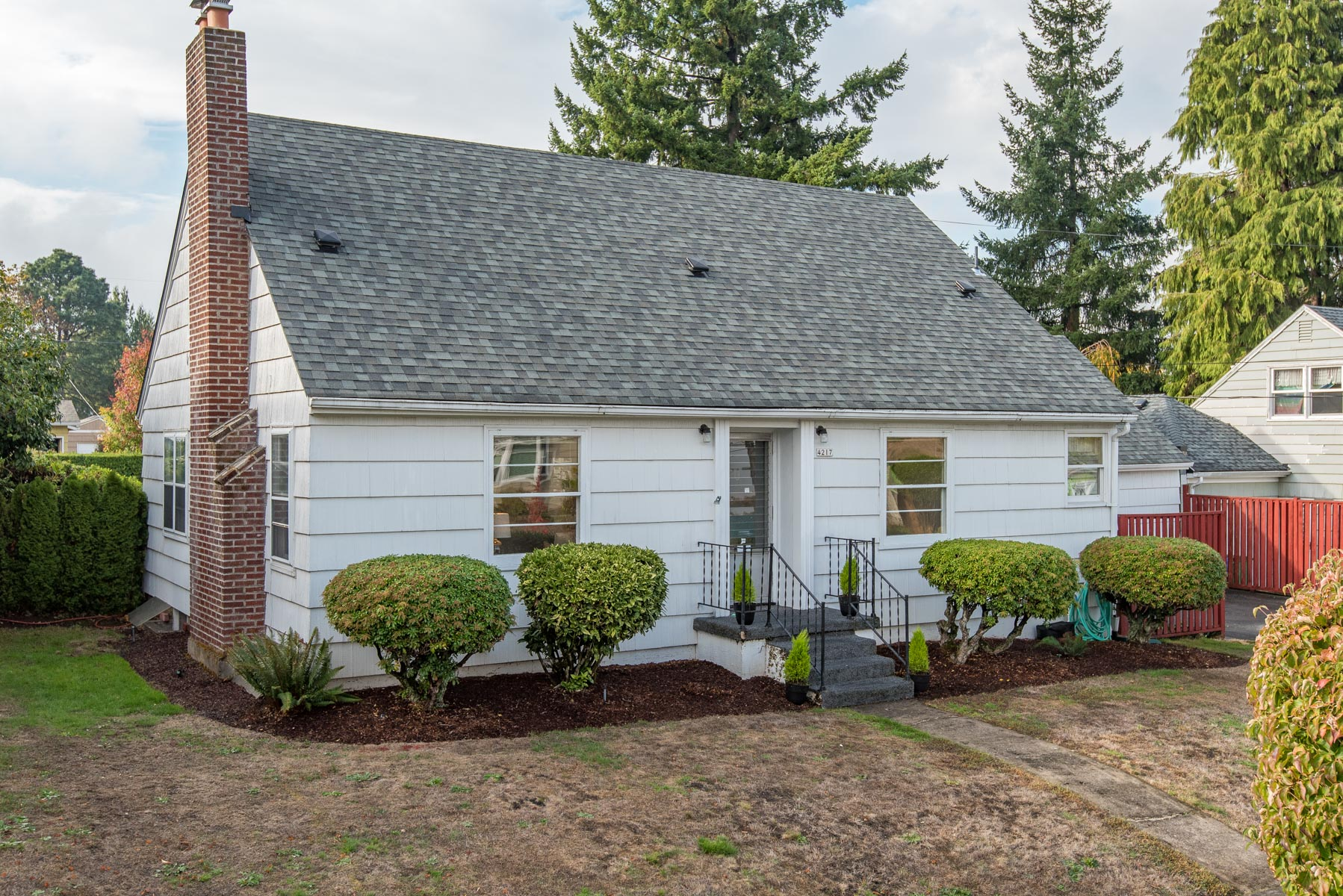 Charming Home, Oversized Lot